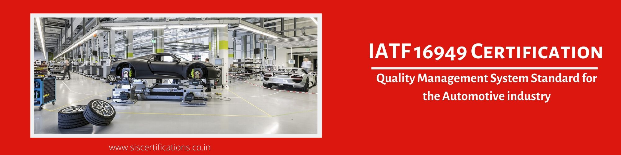 IATF 16949 Certification , IATF 16949 Certification