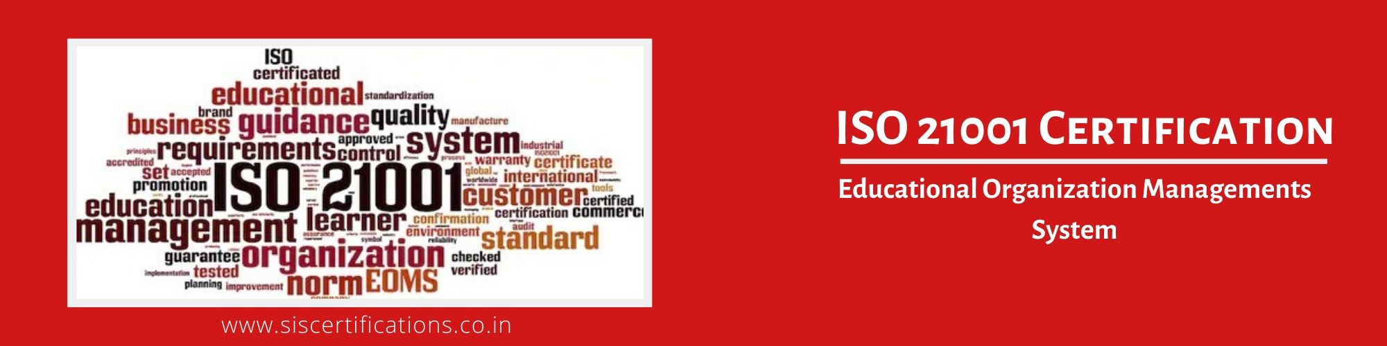 ISO 21001 Certification, ISO 21001 Certification