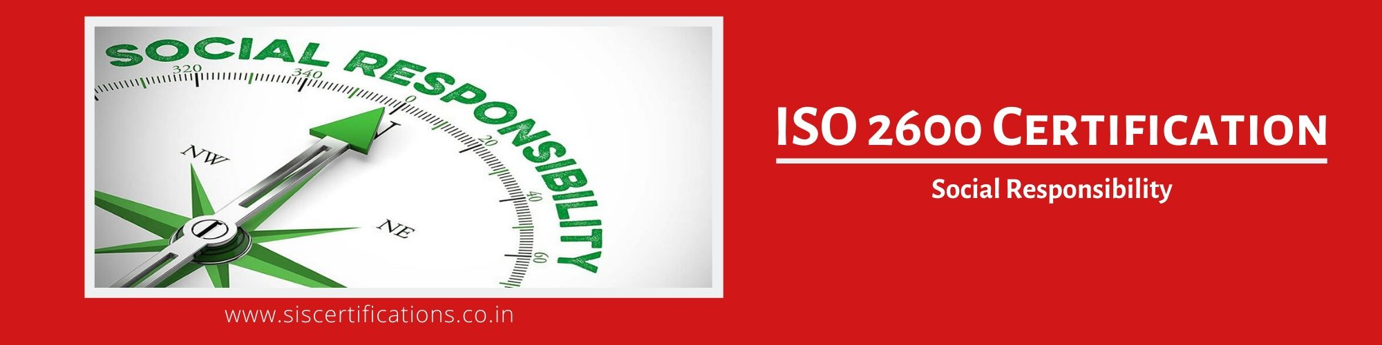 ISO 26000 Certification, ISO 26000 Certification