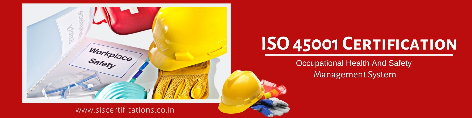ISO 45001 Certification , ISO 45001 Certification