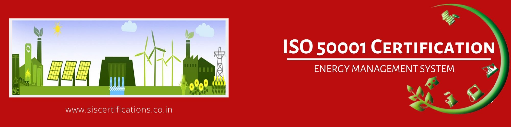 ISO 50001 Certification , ISO 50001 Certification