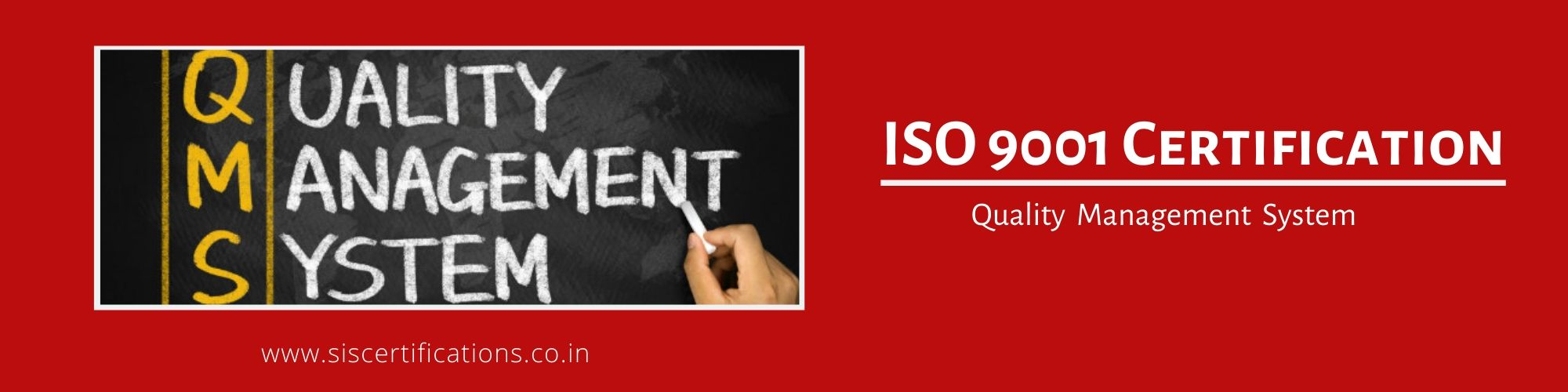 ✅ ISO 9001 Certification ✅