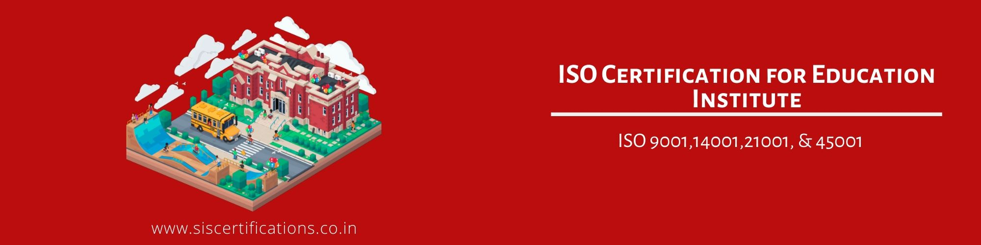 ISO Certification for College , ISO Certification for College