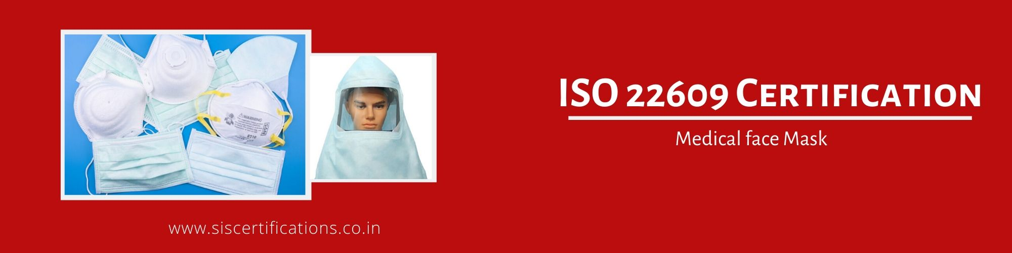 ISO 22609 Certification