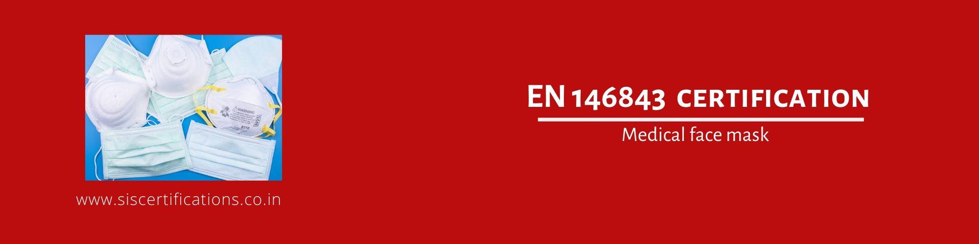 EN 14683 Certification