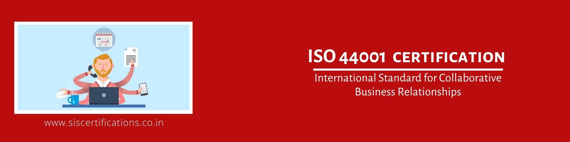 ISO 44001 Certification